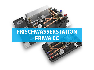 FRISCHWASSERSTATION FRIWA EC SSP PRODUCTS