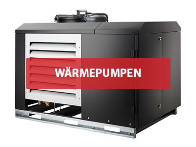 Wärmepumpen SSP Products
